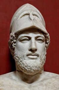 Pericles, Athenian political leader